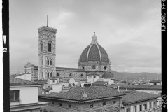 Der Duomo von der Dachterrasse aus